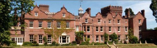 Gaunts House, Dorset