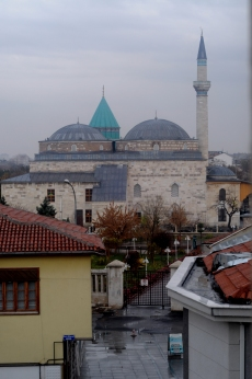 View from Rumi Hotel