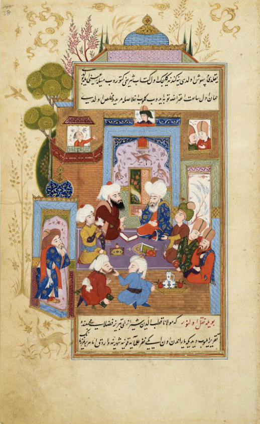 rumi_morgan_library