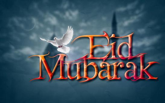 Eid Mubarak Fitr 2014