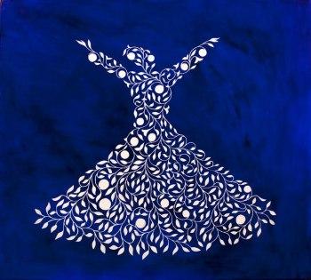 blue whirler