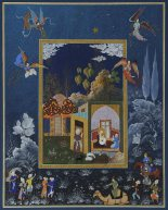 Birth of baby Christ, Haydar Hatemi